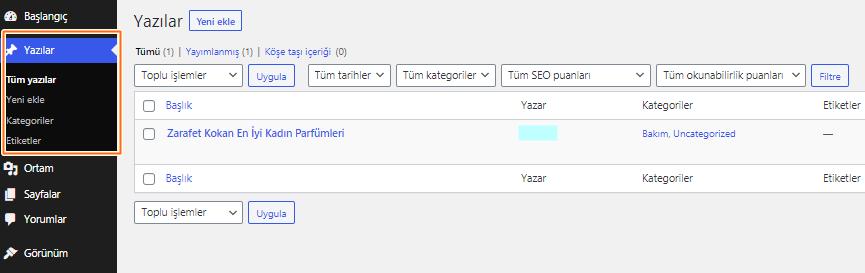 wordpress-admin-paneli